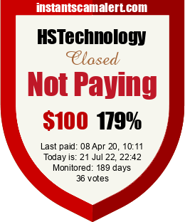 InstantScamAlert - the 1st investor oriented hyip monitor