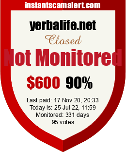InstantScamAlert - the 1st investor oriented hyip monitor